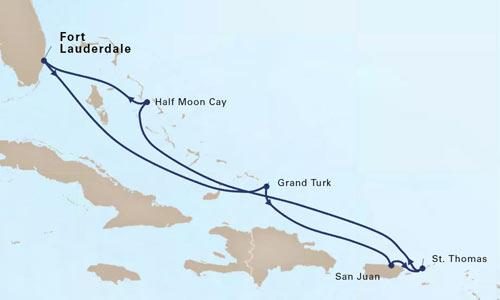 Topics in Anesthesia - 7-Night Eastern Caribbean Cruise